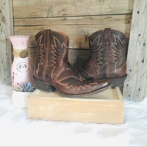 Ariat Snip Toe Ankle Booties